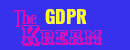 The Kream GDPR